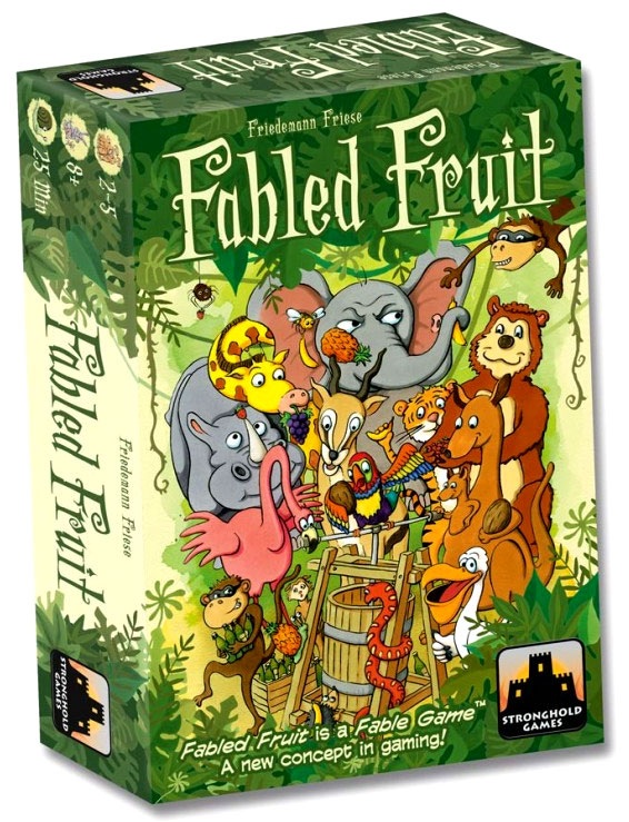 Fabled Fruit Box Front