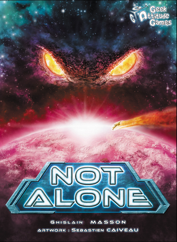 Not Alone Box Front