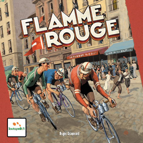 Flamme Rouge Box Front