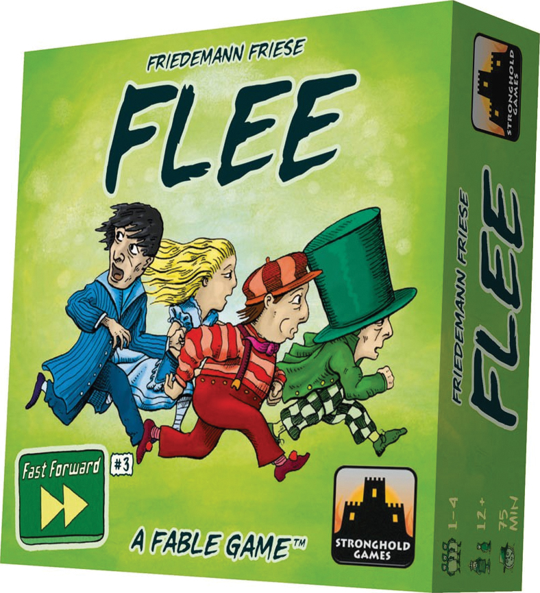 Fast Forward Series #3: Flee Box Front