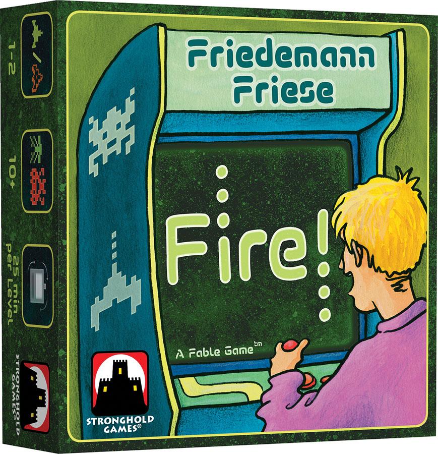 Fire! Game Box