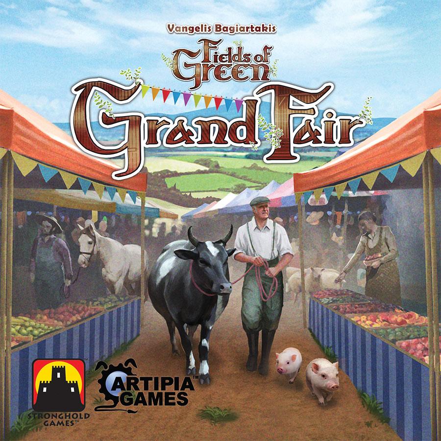 Fields Of Green: Grand Fair Game Box