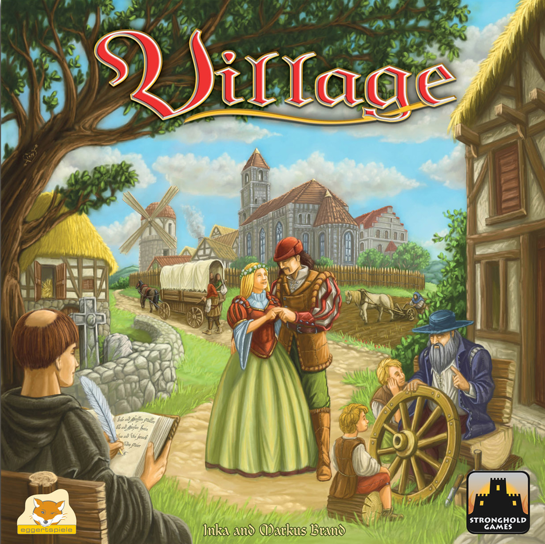 Village Box Front