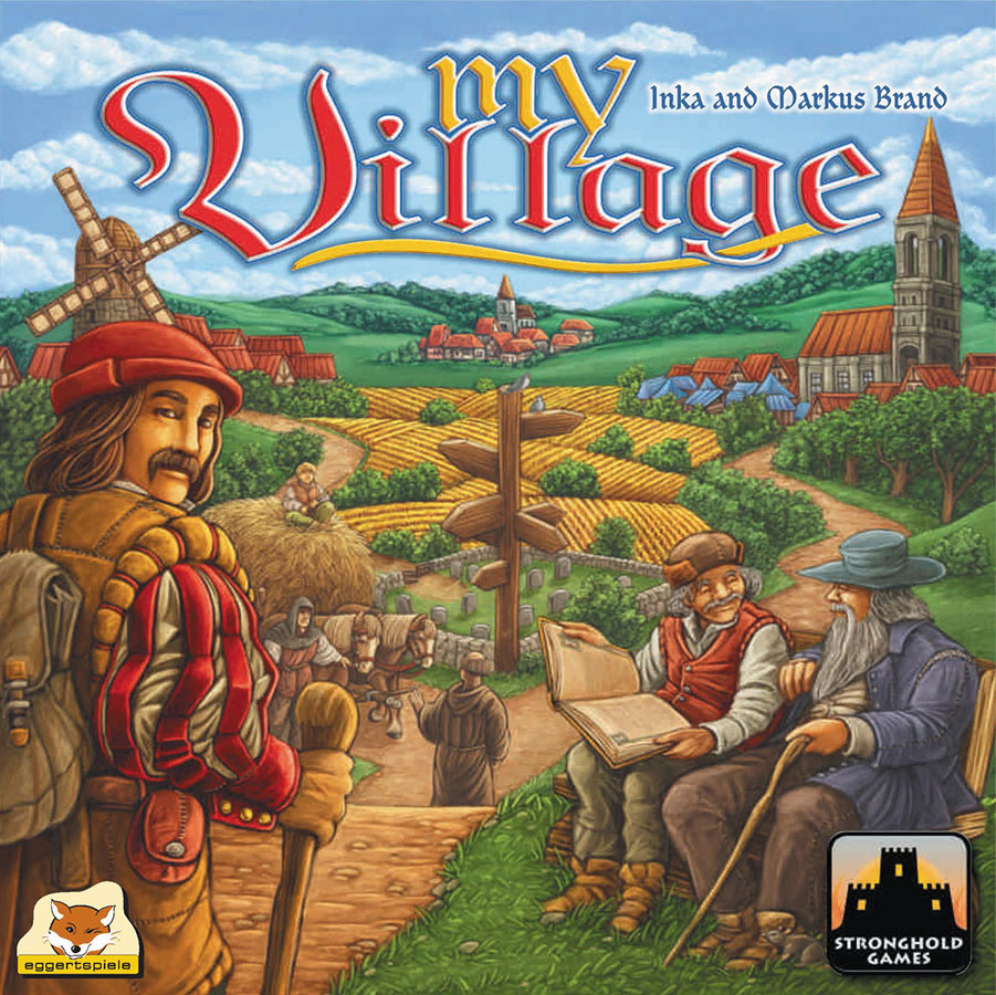 My Village (stand Alone) Box Front
