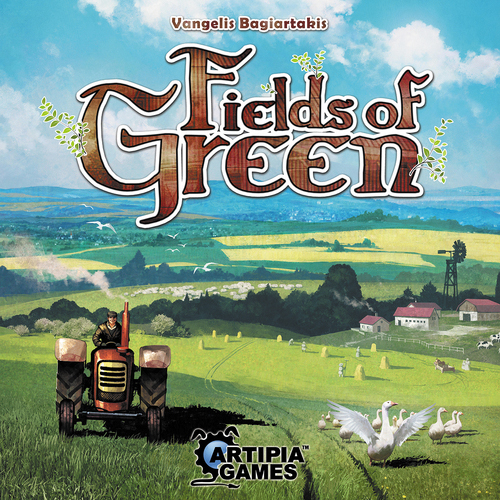 Fields Of Green Box Front