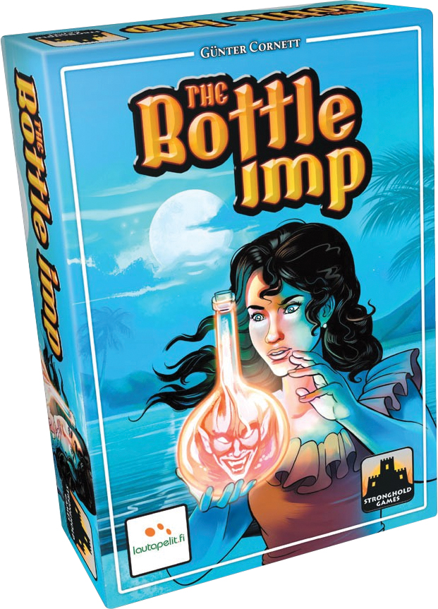 Bottle Imp Box Front