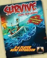 Survive Escape From Atlantis: 5-6 Player Mini Expansion Revised Edition Box Front