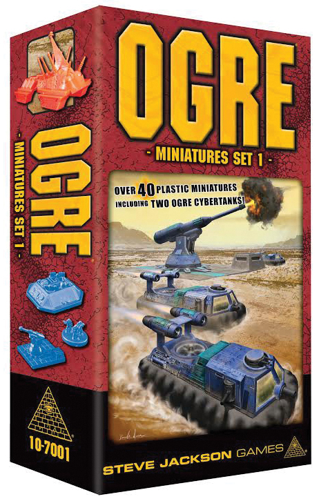 Ogre: Miniatures Set 1 Box Front