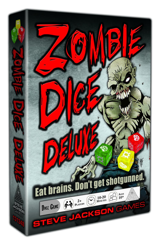 Zombie Dice: Deluxe