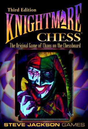 Knightmare Chess (third Edition) Box Front