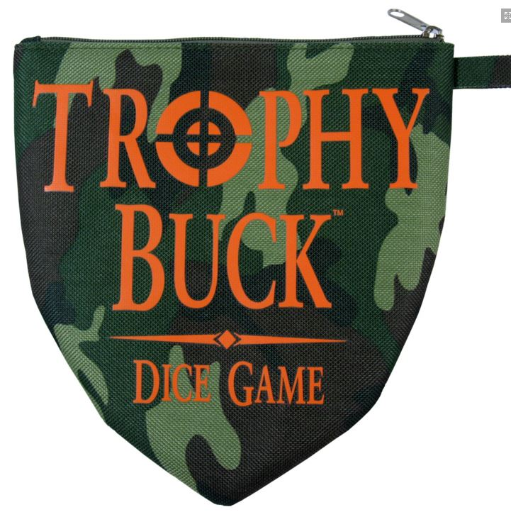 Trophy Buck Box Front