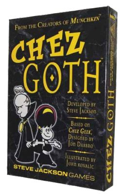 Chez Goth 2nd Edition Box Front