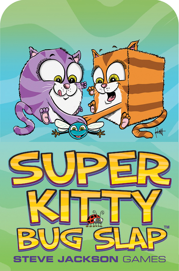 Super Kitty Bug Slap Box Front
