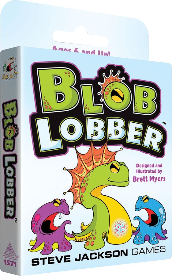 Blob Lobber Box Front