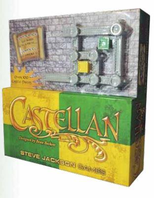 Castellan International Box Front