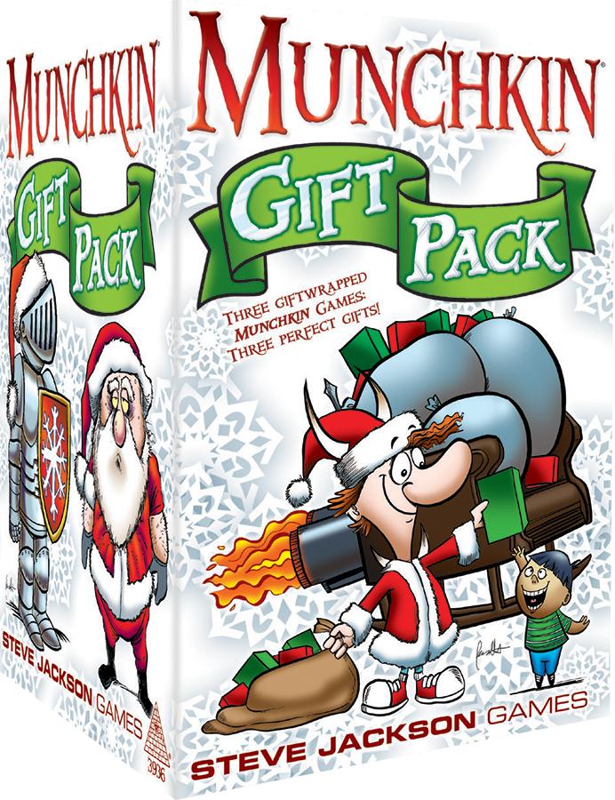 Munchkin Gift Pack Box Front