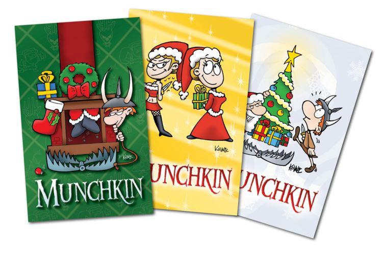Munchkin: Journal Pack 3 Box Front