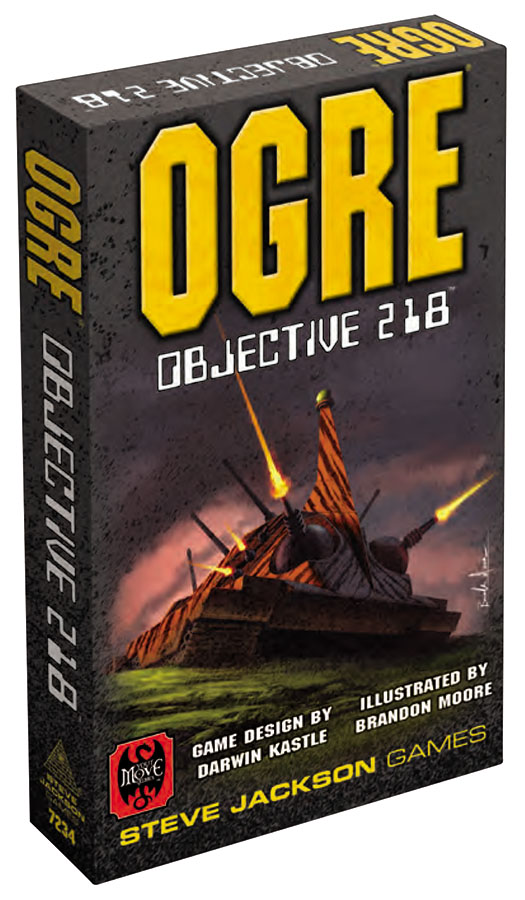 Ogre: Objective 218 Box Front