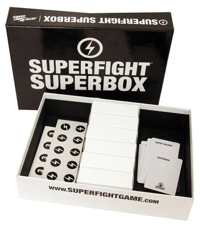 Superfight: The Superbox Box Front