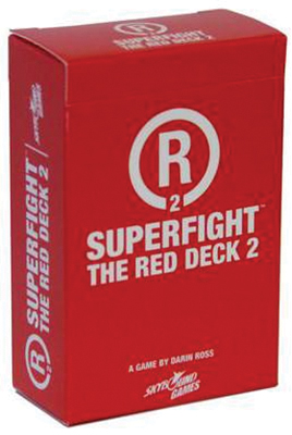 Superfight: The Red Deck 2 Box Front