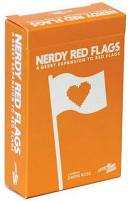 Red Flags: Nerdy Red Flags Box Front