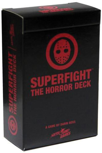 Superfight: The Horror Deck Box Front