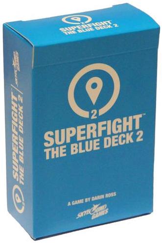 Superfight: Blue Deck 2 Box Front