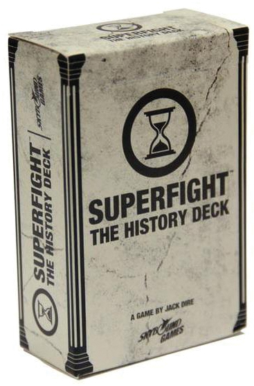 Superfight: The History Deck Box Front