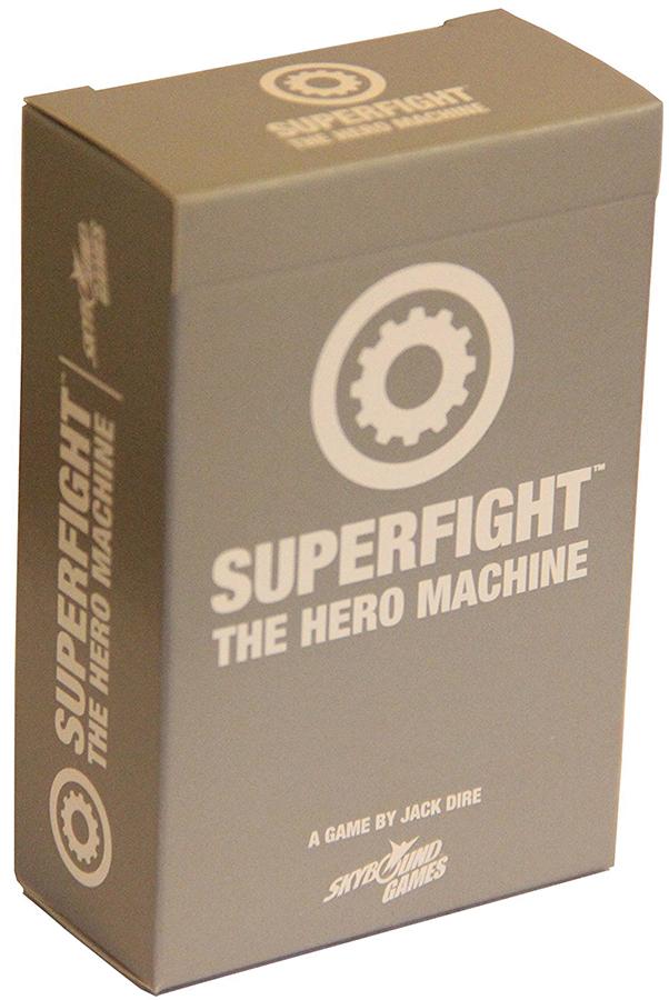 Superfight: The Hero Machine Box Front
