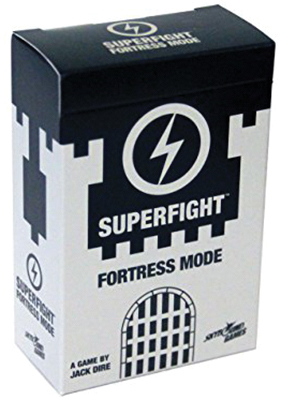 Superfight: Fortress Mode Box Front