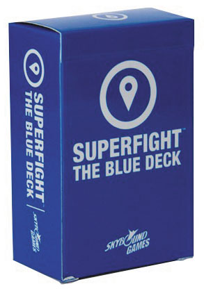 Superfight: The Blue Deck Box Front