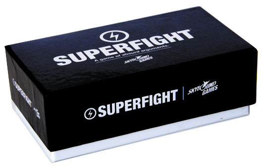 Superfight: The Card Game Core Deck Box Front