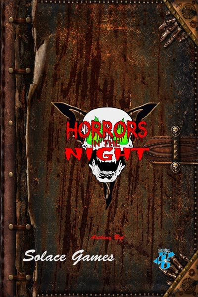 Horrors In The Night Rpg Box Front