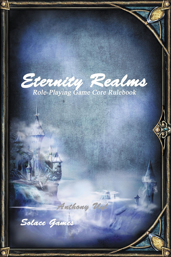 Eternity Realms Rpg Box Front