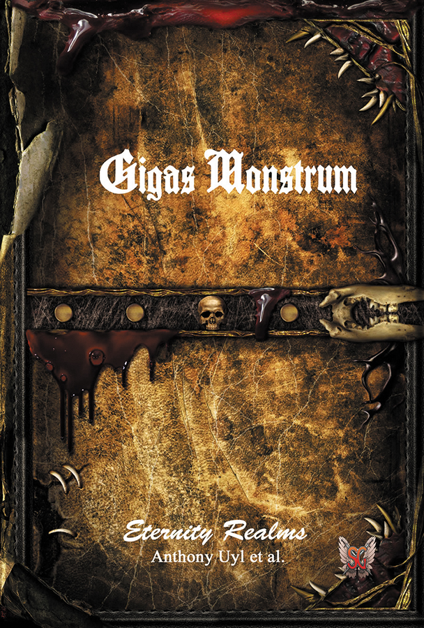 Eternity Realms Rpg: Gigas Monstrum I Box Front