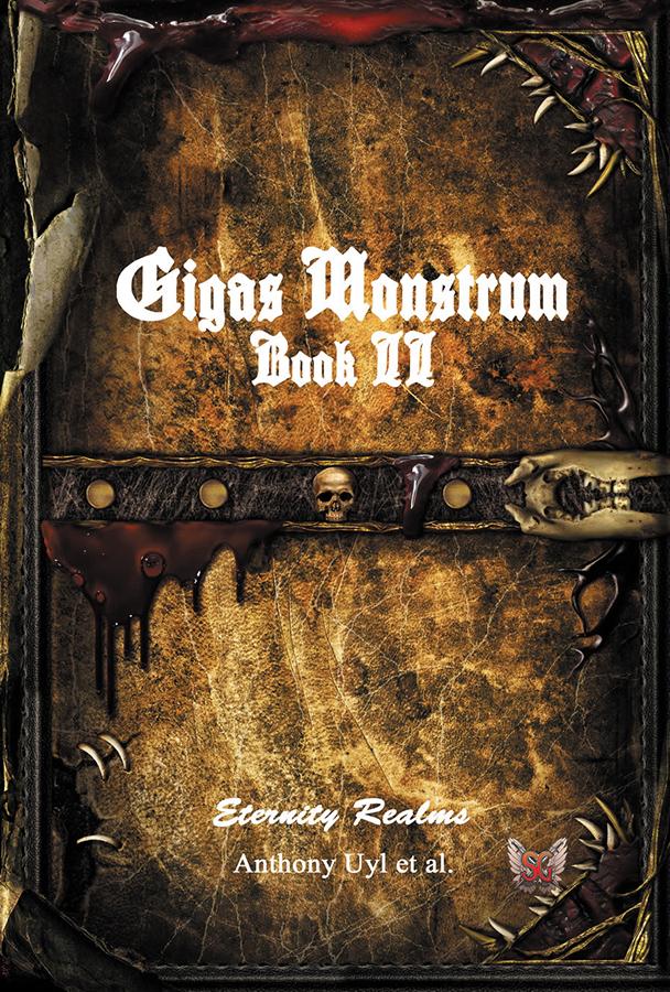 Eternity Realms Rpg: Gigas Monstrum Ii Box Front