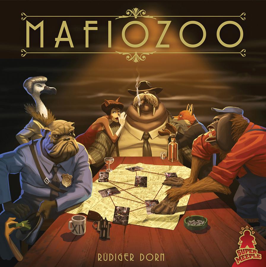 Mafiozoo Box Front