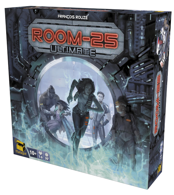 Room-25: Ultimate Edition Box Front