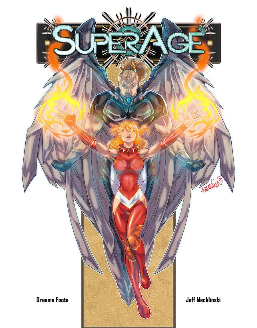 Superage Rpg Game Box