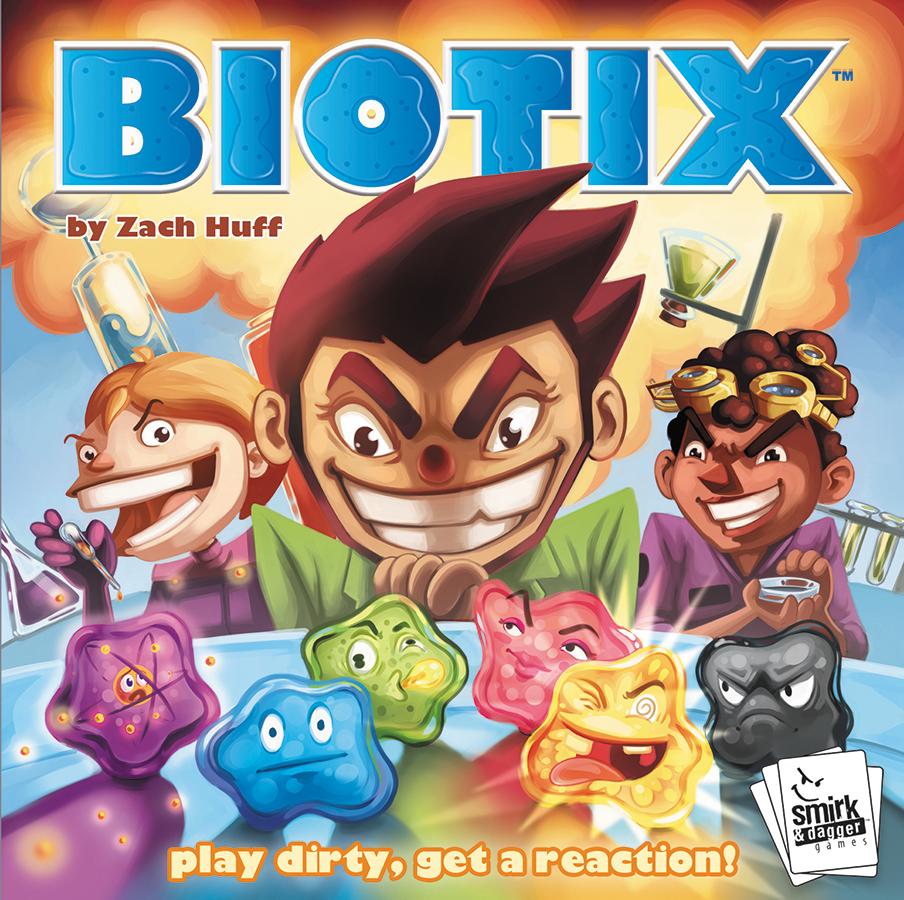Biotix Box Front