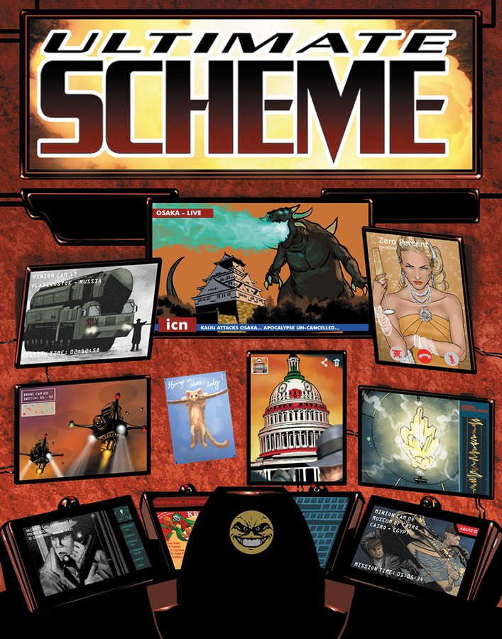 Ultimate Scheme Box Front