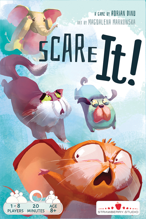 Scare It! Box Front