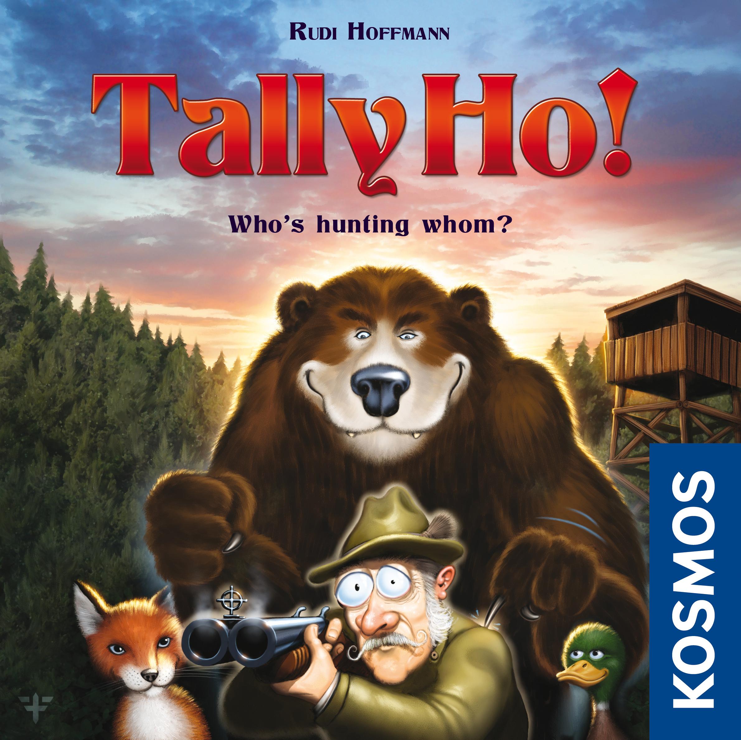 Tally Ho! Box Front