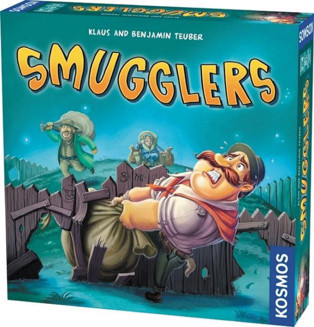 Smugglers Box Front