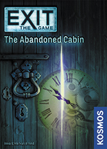 Exit: The Abandoned Cabin Box Front