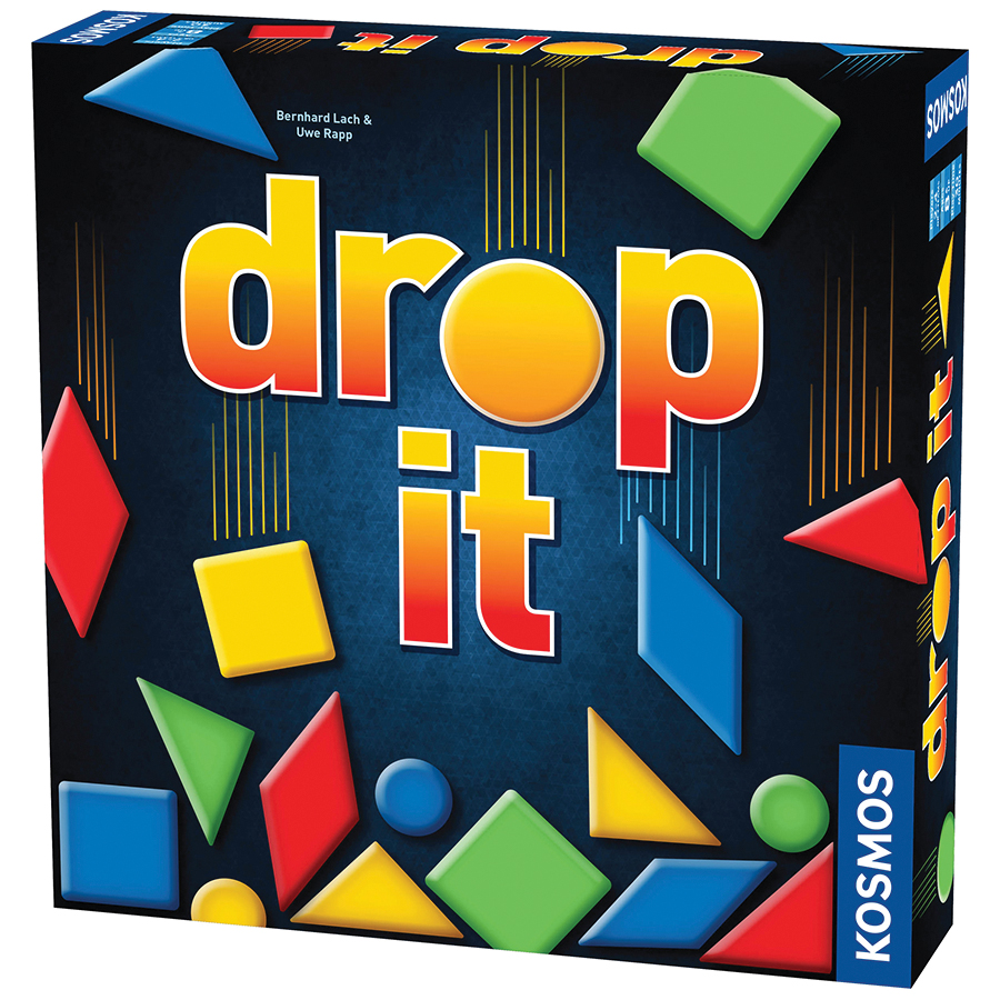 Drop It Box Front
