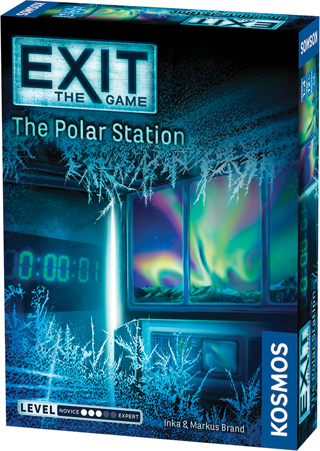 Exit: The Polar Station Box Front