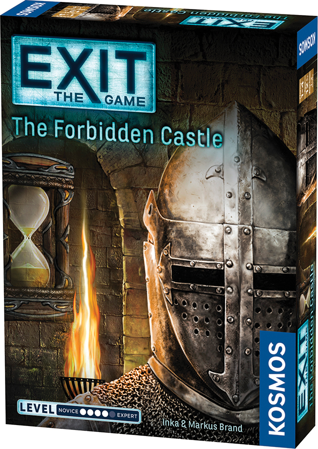 Exit: The Forbidden Castle Box Front