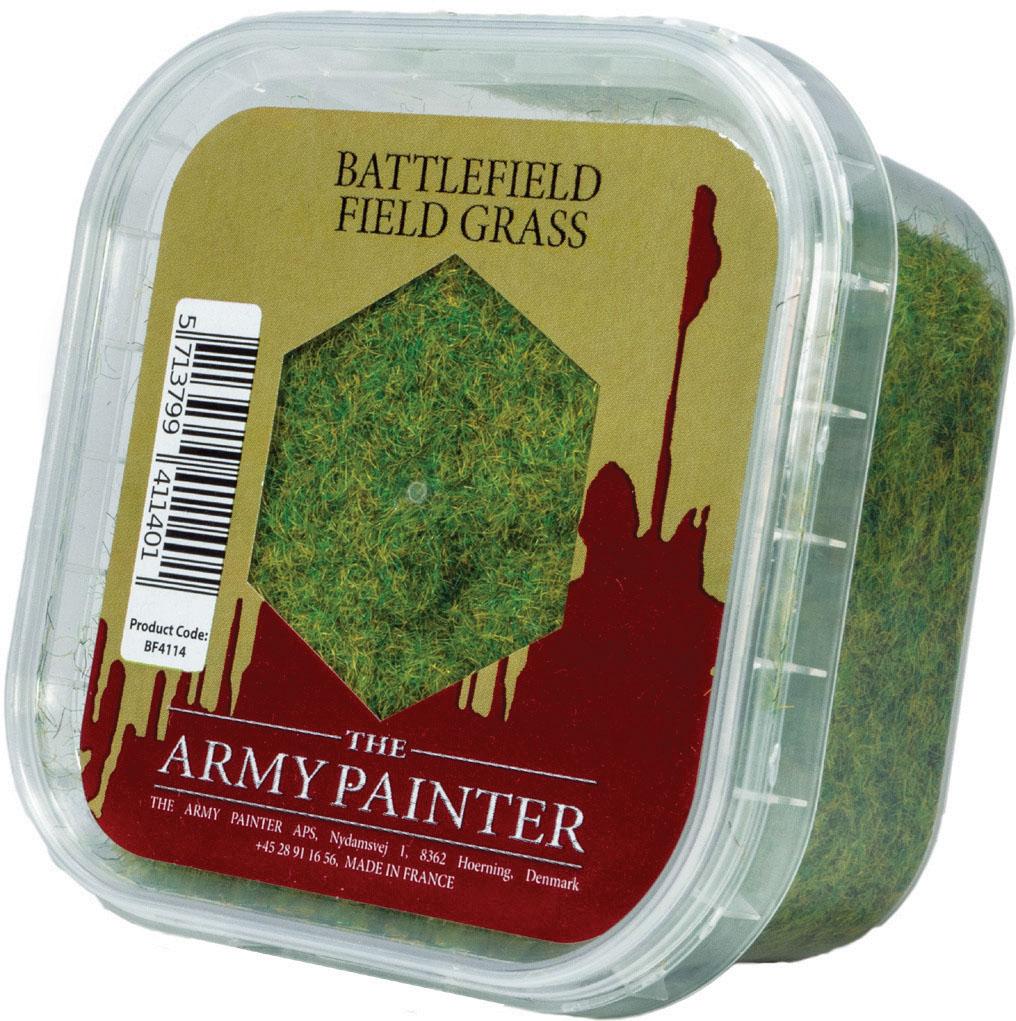 Battlefields: Battlefield Field Grass Game Box