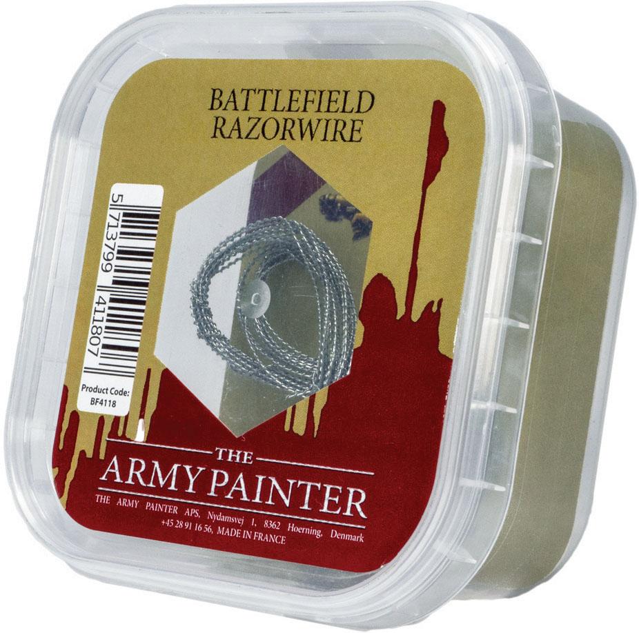 Battlefields: Battlefield Razorwire Game Box